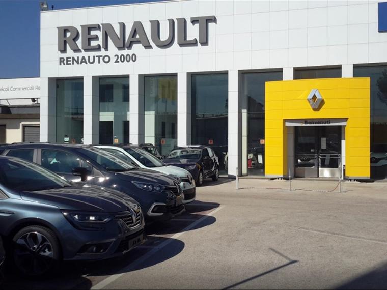 Dove siamo gruppo farina concessionaria renault dacia for Renauto 2000