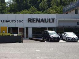 Gruppo farina concessionaria renault dacia opel suzuki for Renauto 2000