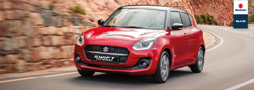 Suzuki Swift da 129 € al mese